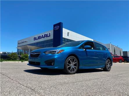 2017 Subaru Impreza  (Stk: P03920) in RICHMOND HILL - Image 1 of 2