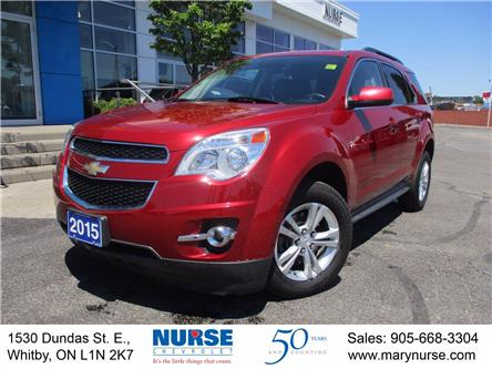 2015 Chevrolet Equinox 2LT (Stk: 20R025A) in Whitby - Image 1 of 28