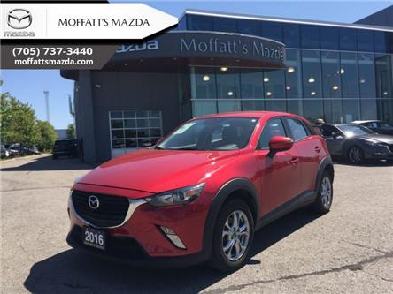 2016 Mazda CX-3 GS (Stk: 28175) in Barrie - Image 1 of 21