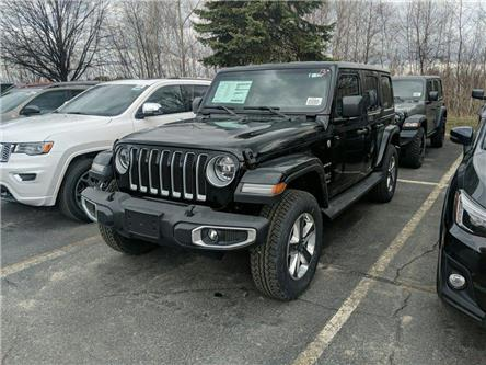 2020 Jeep Wrangler Unlimited Sahara (Stk: 6402) in Sudbury - Image 1 of 19