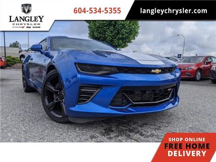2018 Chevrolet Camaro 2SS (Stk: LC0356) in Surrey - Image 1 of 22