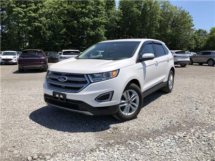 2016 Ford Edge SEL (Stk: ED20506A) in Barrie - Image 1 of 17