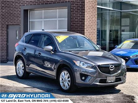 2014 Mazda CX-5 GT (Stk: H5447A) in Toronto - Image 1 of 30