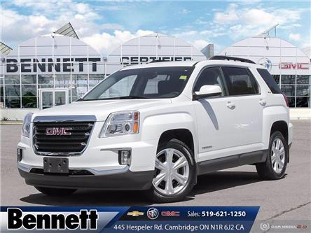 2017 GMC Terrain SLE-2 (Stk: 200521A) in Cambridge - Image 1 of 27