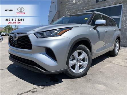 2020 Toyota Highlander 4 DOOR LE AWD (Stk: 46813) in Brampton - Image 1 of 26
