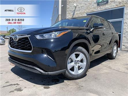 2020 Toyota Highlander AWD LE (Stk: 46602) in Brampton - Image 1 of 25