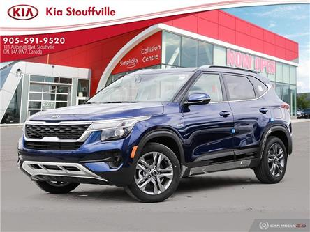 2021 Kia Seltos EX (Stk: 21006) in Stouffville - Image 1 of 26