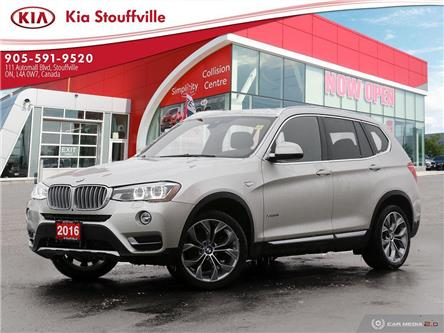 2016 BMW X3 xDrive28i (Stk: P0147) in Stouffville - Image 1 of 26
