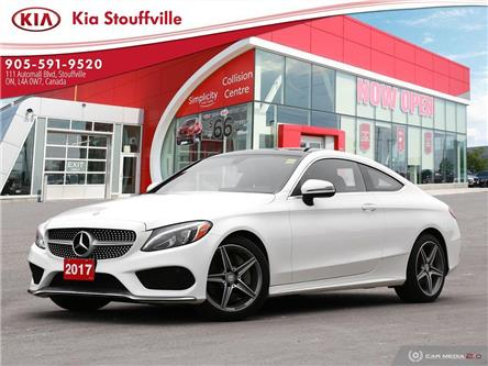 2017 Mercedes-Benz C-Class Base (Stk: P0170) in Stouffville - Image 1 of 26