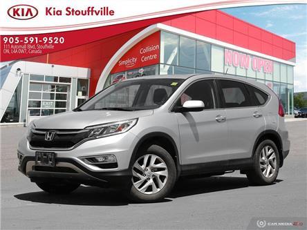 2016 Honda CR-V EX (Stk: 20165A) in Stouffville - Image 1 of 26