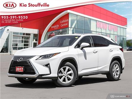 2017 Lexus RX 350 Base (Stk: 20256A) in Stouffville - Image 1 of 26