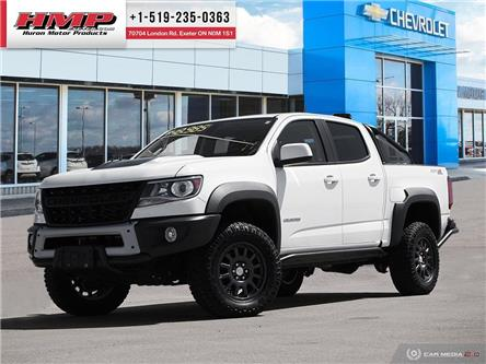 2019 Chevrolet Colorado ZR2 (Stk: 87488) in Exeter - Image 1 of 27