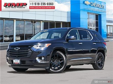2020 Chevrolet Traverse Premier (Stk: 87491) in Exeter - Image 1 of 27