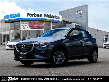 2020 Mazda CX-3 GS (Stk: G6951) in Waterloo - Image 1 of 14