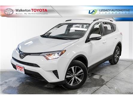 2018 Toyota RAV4 LE (Stk: PL056) in Walkerton - Image 1 of 14
