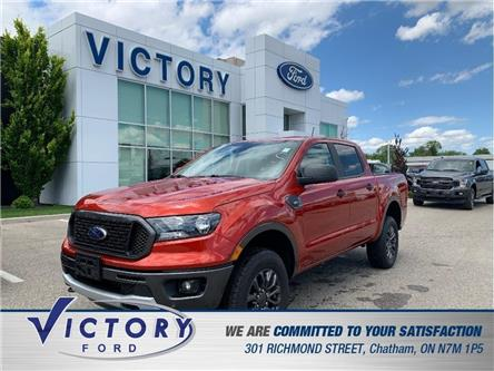 2019 Ford Ranger XLT (Stk: V10400CAP) in Chatham - Image 1 of 19