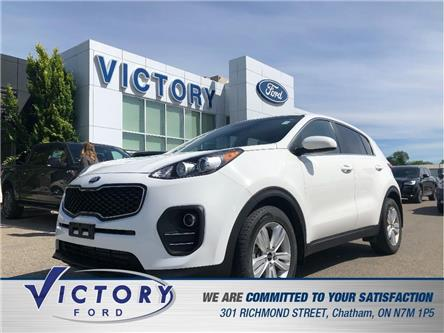 2017 Kia Sportage  (Stk: V10381A) in Chatham - Image 1 of 21