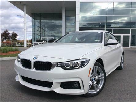 2020 BMW 430i xDrive Gran Coupe (Stk: 13398) in Gloucester - Image 1 of 27