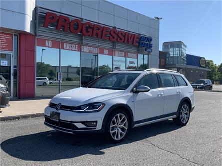 2019 Volkswagen Golf Alltrack 1.8 TSI Execline (Stk: KM504344) in Sarnia - Image 1 of 20
