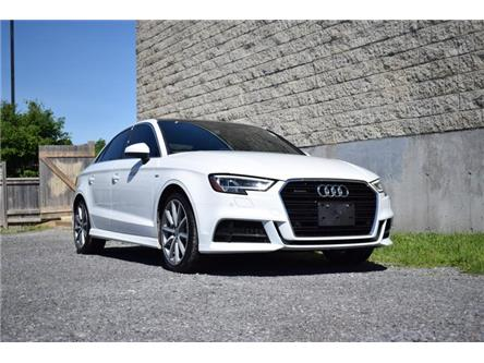 2018 Audi A3 2.0T Technik (Stk: B5775) in Kingston - Image 1 of 30