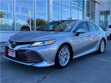 2018 Toyota Camry XLE (Stk: W5069) in Cobourg - Image 1 of 27