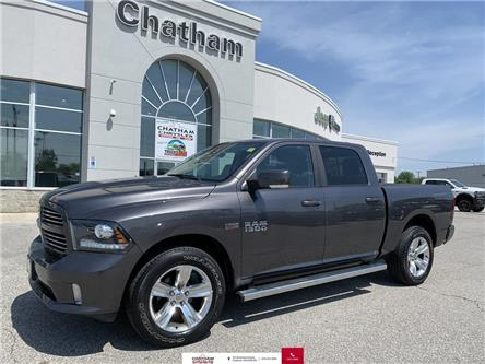 2017 RAM 1500 Sport (Stk: U04566) in Chatham - Image 1 of 28