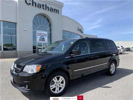 2017 Dodge Grand Caravan Crew (Stk: U05970) in Chatham - Image 1 of 23
