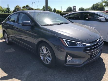 2020 Hyundai Elantra Preferred w/Sun & Safety Package (Stk: -) in Kemptville - Image 1 of 14