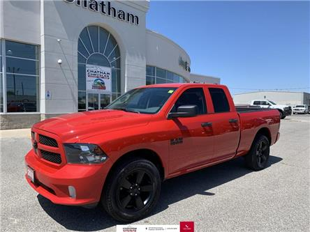 2018 RAM 1500 ST (Stk: U04576) in Chatham - Image 1 of 27