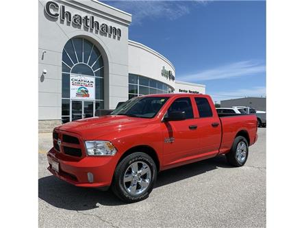 2018 RAM 1500 ST (Stk: U04573) in Chatham - Image 1 of 27