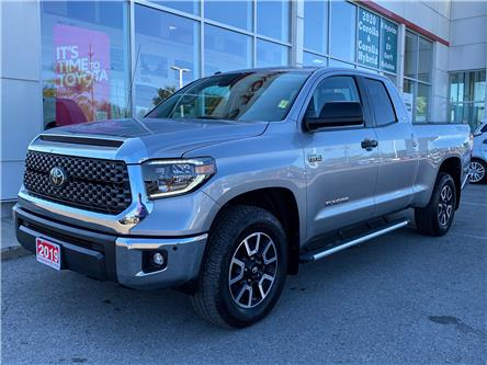 2019 Toyota Tundra SR5 Plus 5.7L V8 (Stk: W5059A) in Cobourg - Image 1 of 27