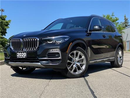 2020 BMW X5 xDrive40i (Stk: P1641) in Barrie - Image 1 of 18