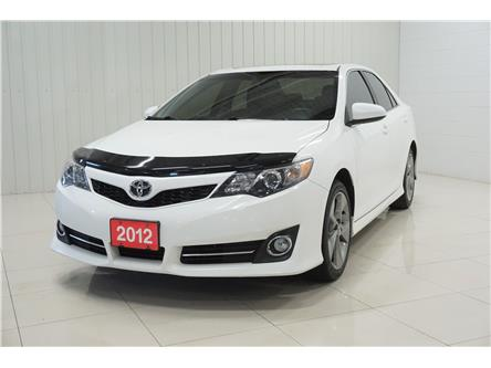 2012 Toyota Camry SE (Stk: H20039B) in Sault Ste. Marie - Image 1 of 19