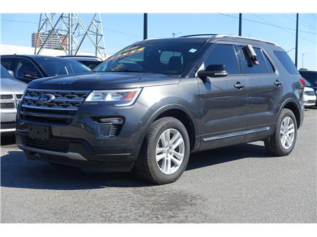 2018 Ford Explorer XLT (Stk: 955020) in Ottawa - Image 1 of 12