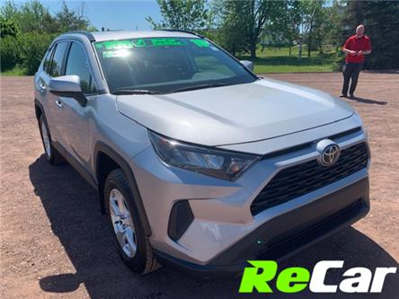 2019 Toyota RAV4 LE (Stk: 200865A) in Moncton - Image 1 of 13