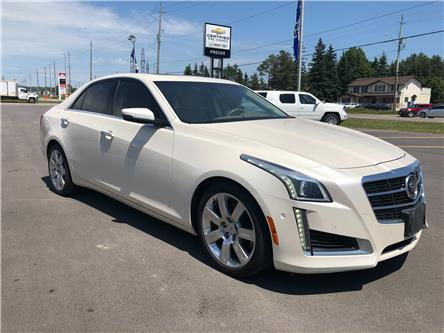 2014 Cadillac CTS 2.0L Turbo Performance (Stk: 11391) in Sault Ste. Marie - Image 1 of 13