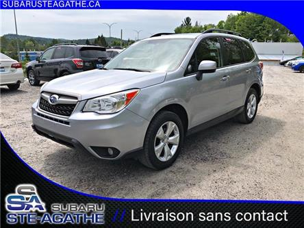 2016 Subaru Forester 2.5i Touring Package (Stk: A3034) in Sainte-Agathe-des-Monts - Image 1 of 21