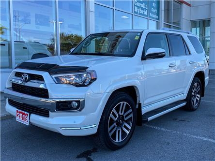 2019 Toyota 4Runner SR5 (Stk: W5022) in Cobourg - Image 1 of 30