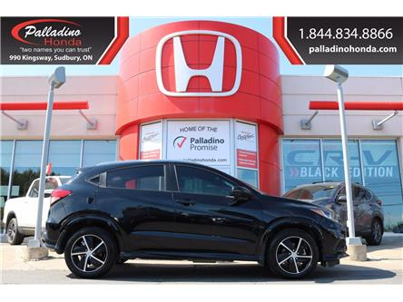 2019 Honda HR-V Sport (Stk: 22565A) in Greater Sudbury - Image 1 of 41