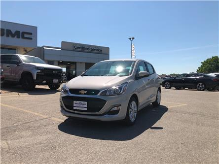 2020 Chevrolet Spark 1LT CVT (Stk: 46254) in Strathroy - Image 1 of 8
