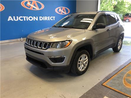 2019 Jeep Compass Sport (Stk: 598434) in Lower Sackville - Image 1 of 12