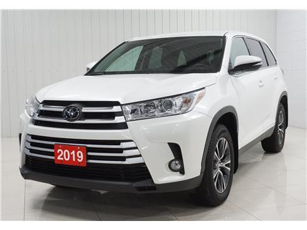2019 Toyota Highlander LE (Stk: PR042) in Sault Ste. Marie - Image 1 of 20