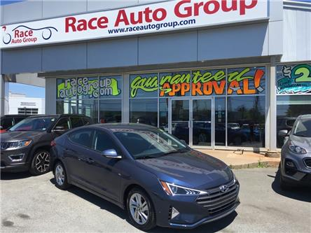 2019 Hyundai Elantra Preferred (Stk: 17495) in Dartmouth - Image 1 of 19