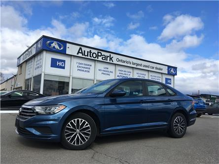 2019 Volkswagen Jetta 1.4 TSI Highline (Stk: 19-37410) in Brampton - Image 1 of 25