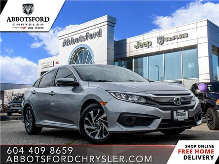 2018 Honda Civic EX (Stk: L126527A) in Abbotsford - Image 1 of 23