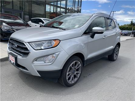2019 Ford EcoSport Titanium (Stk: UT1455) in Kamloops - Image 1 of 23