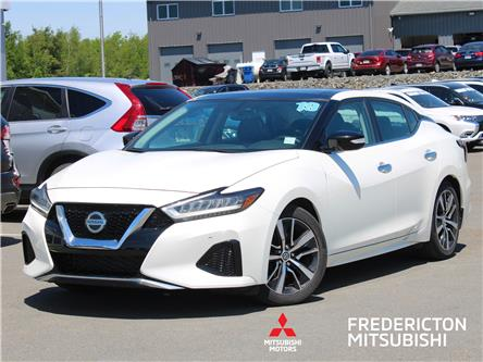 2019 Nissan Maxima SL (Stk: 200700A) in Fredericton - Image 1 of 13
