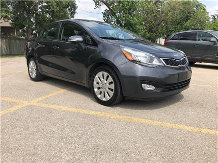 2012 Kia Rio EX+ (Stk: 9974.0) in Winnipeg - Image 1 of 21