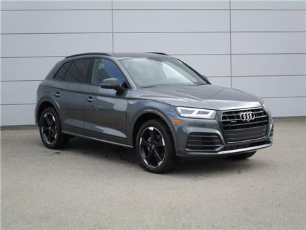 2020 Audi Q5 45 Progressiv (Stk: 200018) in Regina - Image 1 of 37