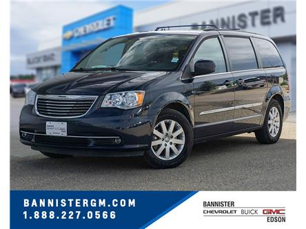 2015 Chrysler Town & Country Touring (Stk: 20-128A) in Edson - Image 1 of 18